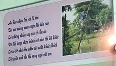 Bài thơ gây sốc trong toilet nam