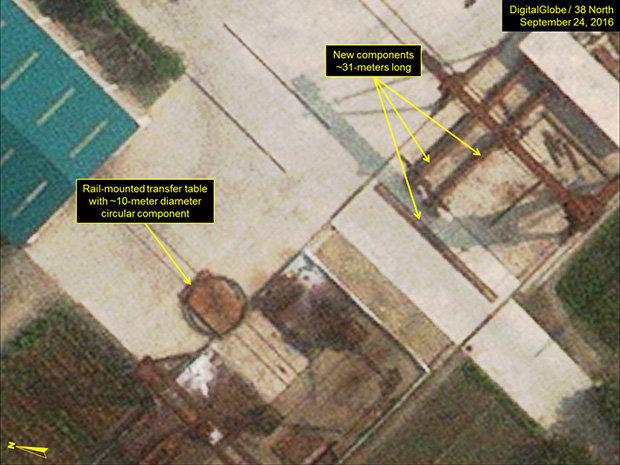 Triều Tiên lộ tàu ngầm siêu khủng?
