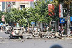 Vụ nổ taxi 2 người chết: Phát hiện thư tuyệt mệnh tại nhà riêng
