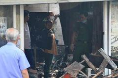 Bất lực nhìn cả nhà kêu cứu, chết thảm trong đám cháy