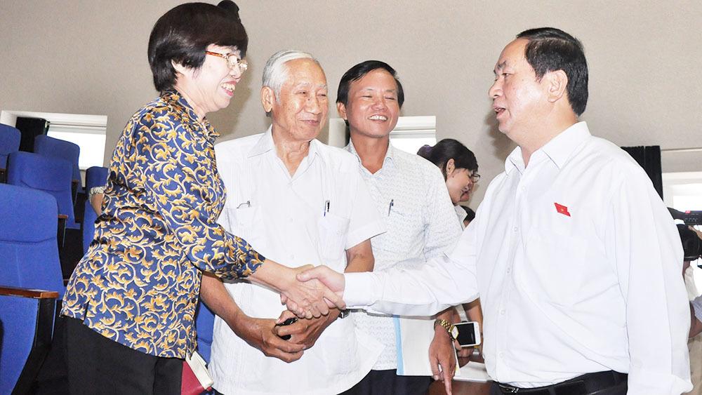 Trịnh Xuân Thanh, Trịnh Xuân Thanh bỏ trốn, truy nã Trịnh Xuân Thanh, PVC, tham nhũng, Chủ tịch nước Trần Đại Quang