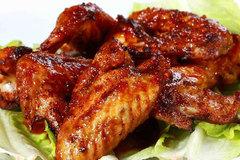 Ứa nước miếng với món gà nướng muối ớt giữa ngày thu