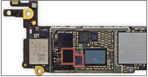iPhone 6 Plus, iPhone 6, Apple, bệnh kính cảm ứng, hư hỏng màn hình kính cảm ứng, iPhone
