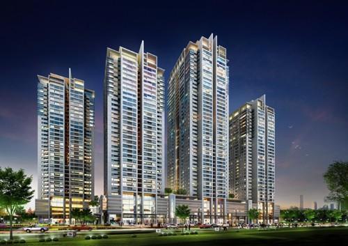 căn hộ cao cấp, dự án Viva Riverside, kinh doanh bất động sản