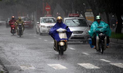 dự báo thời tiết, bản tin dự báo thời tiết, bản tin thời tiết, thời tiết trong ngày, không khí lạnh