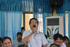 Cử tri Đà Nẵng đề nghị phong anh hùng cho ông Bá Thanh