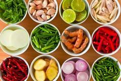 Thực phẩm không thể thiếu trong nhà bếp