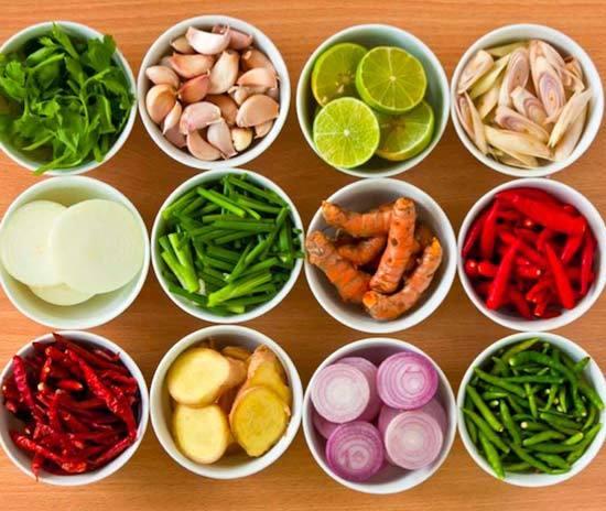 Thực phẩm không thể thiếu, nhà bếp, gia vị nấu ăn, những thực phẩm cần thiết, thực phẩm dự trữ trong nhà bếp, chế biến món ăn, các loại bột