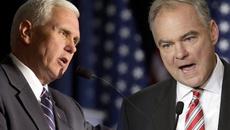 Hai ứng viên phó tổng thống Mỹ 'đấu' nảy lửa
