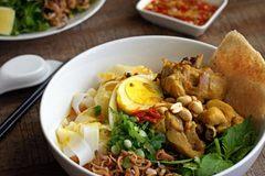 Những quán mỳ Quảng ở Hà Nội chuẩn vị, ngon và rẻ