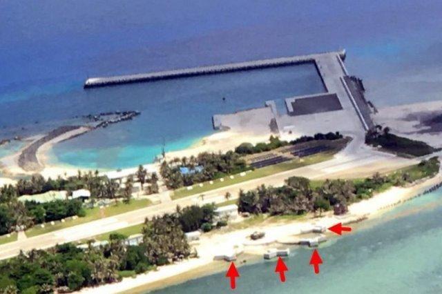 Lộ diện trang bị quân sự Đài Loan bố trí ở Biển Đông