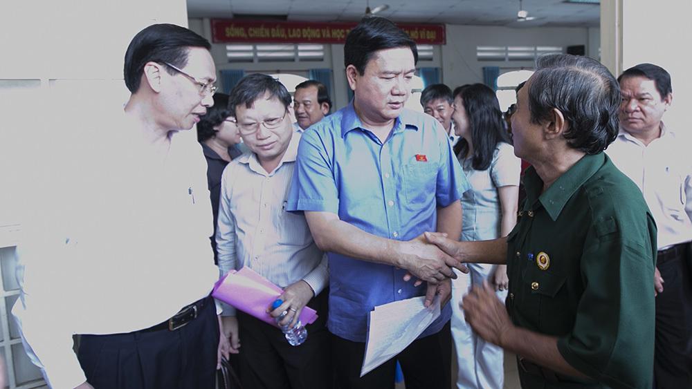 Bí thư Thăng nói về vụ Trịnh Xuân Thanh