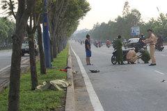Cô gái tử vong khi đâm vào gốc cây đường Mai Chí Thọ