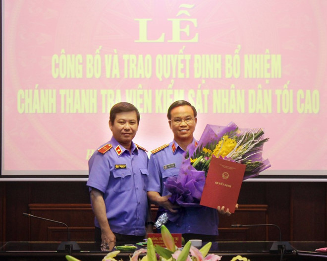 Nguyễn Bá Thanh, Thư ký ông Nguyễn Bá Thanh, bổ nhiệm