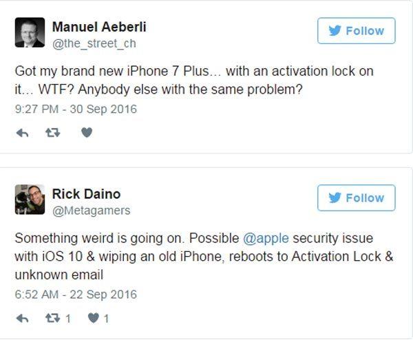 iPhone 7, iPhone 6s, iPhone 6s Plus, dế yêu biến thành cục gạch, tính năng Activation Lock, bảo mật, Apple