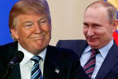 Trump chối đây đẩy chuyện 'yêu mến' Putin