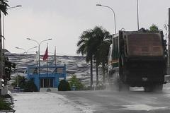 Do 'áp lực dư luận', Đa Phước trả 2.000 tấn rác cho TPHCM