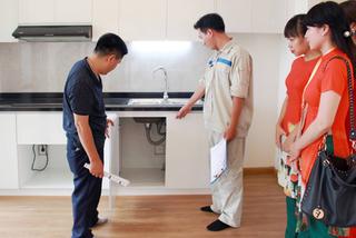 Quy trình bàn giao căn hộ khách hàng nào cũng nên biết (P1)