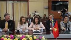 Thụy Điển muốn hợp tác triển khai 4G cùng Việt Nam