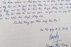 Lời tựa của Tổng bí thư cho cuốn địa chí quê hương Đông Anh