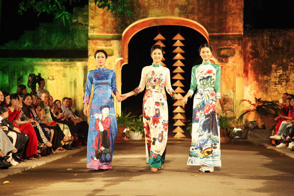 Mỹ nhân màn ảnh một thời quy tụ tại Hoàng Thành Thăng Long
