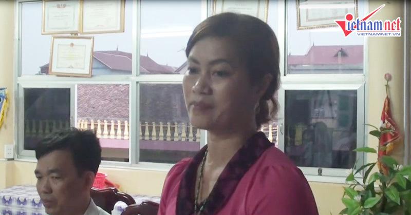 phát hiện cơm sống, Trường mầm non, huyện Tiên Du, Bắc Ninh, phụ huynh