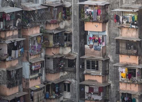 nhà siêu nhỏ, căn hộ siêu nhỏ, khu ổ chuột