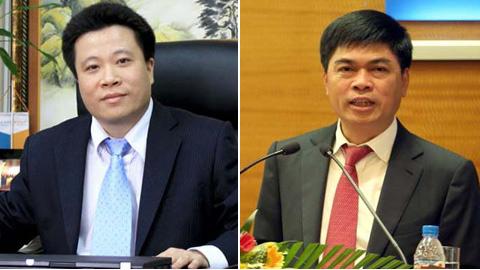 Liên minh ma mãnh Hà Văn Thắm - Nguyễn Xuân Sơn