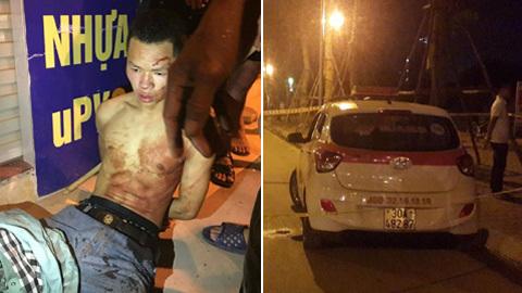 Hà Nội: Thông tin bất ngờ vụ đâm thủng cổ tài xế taxi