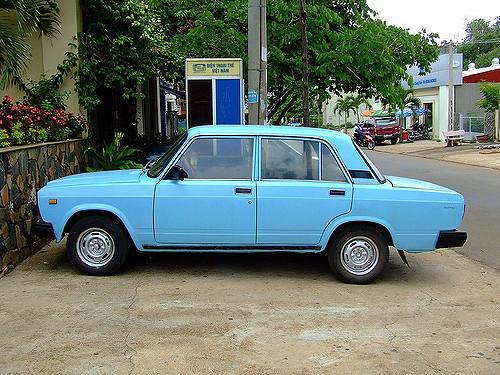 Loại ôtô thành biểu tượng ở Việt Nam, cả thế giới mua