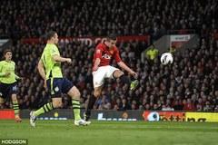Van Persie ẵm giải bàn thắng đẹp nhất lịch sử Ngoại hạng Anh