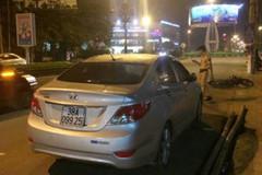 Phó Ban Tổ chức huyện ủy quá chén, gây tai nạn