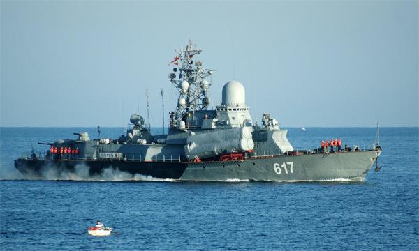 Lý do khiến Putin điều tiếp tàu chiến tới Địa Trung Hải?