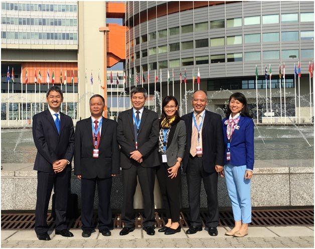 IAEA, Việt Nam