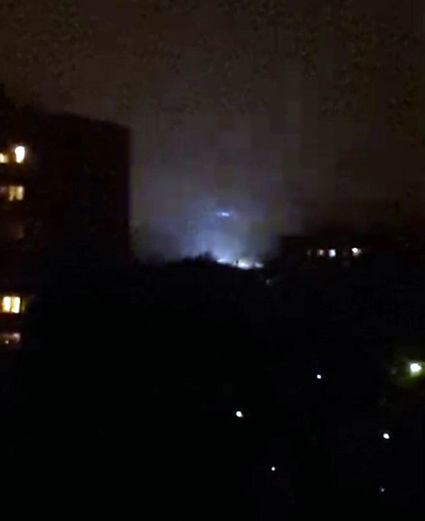 Người ngoài hành tinh vừa đổ bộ xuống nước Nga?