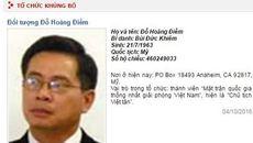 Bộ Công an đưa Việt Tân vào danh sách khủng bố