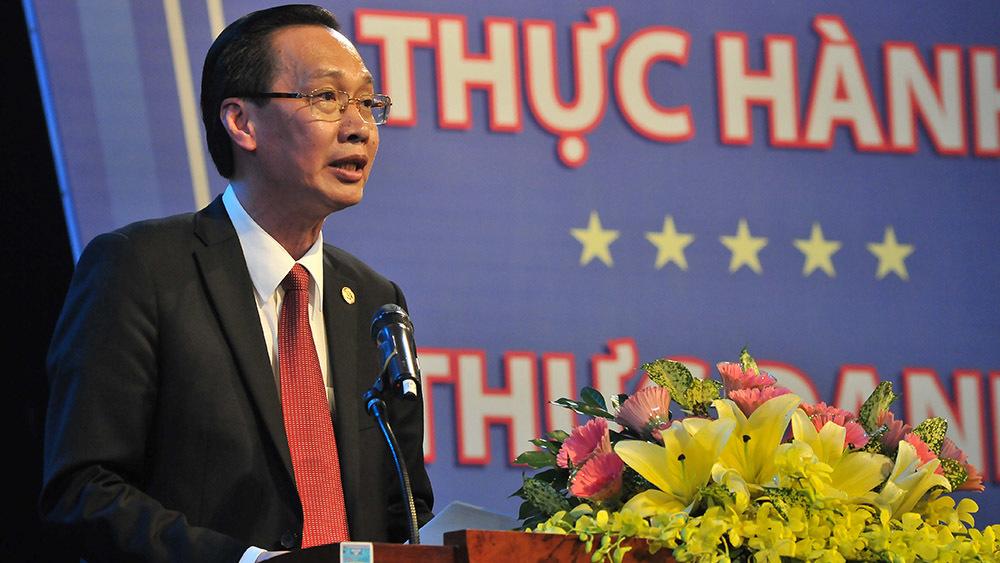 Lê Thanh Liêm, phó chủ tịch thường trực, ủy ban nhân dân.TPHCM, bổ nhiệm