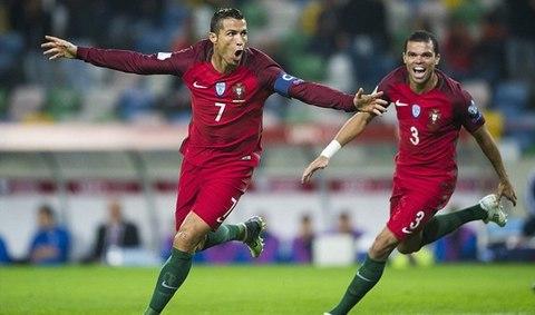 clip bàn thắng Bồ Đào Nha 6-0 Andorra