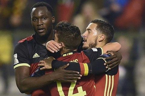 Video bàn thắng Bỉ 4-0 Bosnia