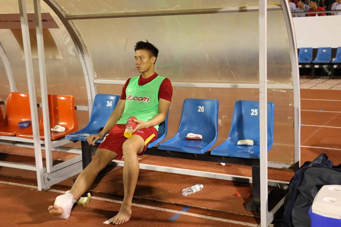 Chấn thương nặng, Quế Ngọc Hải chạy đua dự AFF Cup