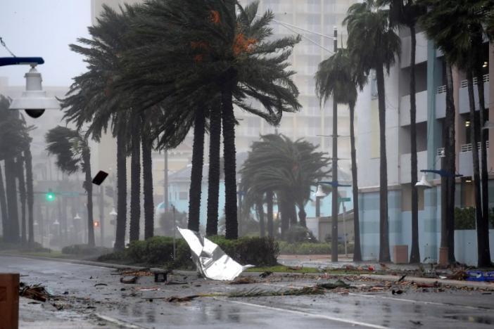 Bão Matthew, Haiti, Florida, sơ tán
