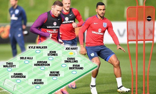 Thoát khỏi Mourinho, Rooney lại làm 'thống soái'