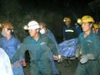 Tìm thấy nạn nhân vụ bục túi nước hầm lò ở Quảng Ninh