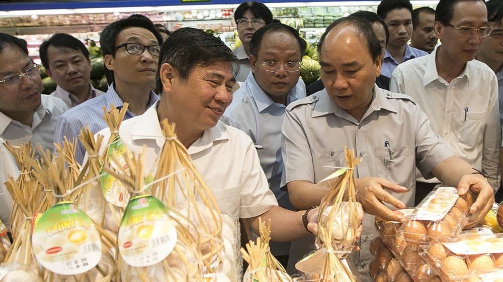 thủ tướng, an toàn thực phẩm, TPHCM