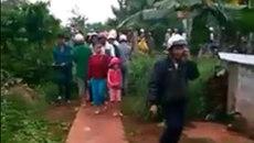 9X tử vong sau tiếng nổ lớn ở vườn cà phê
