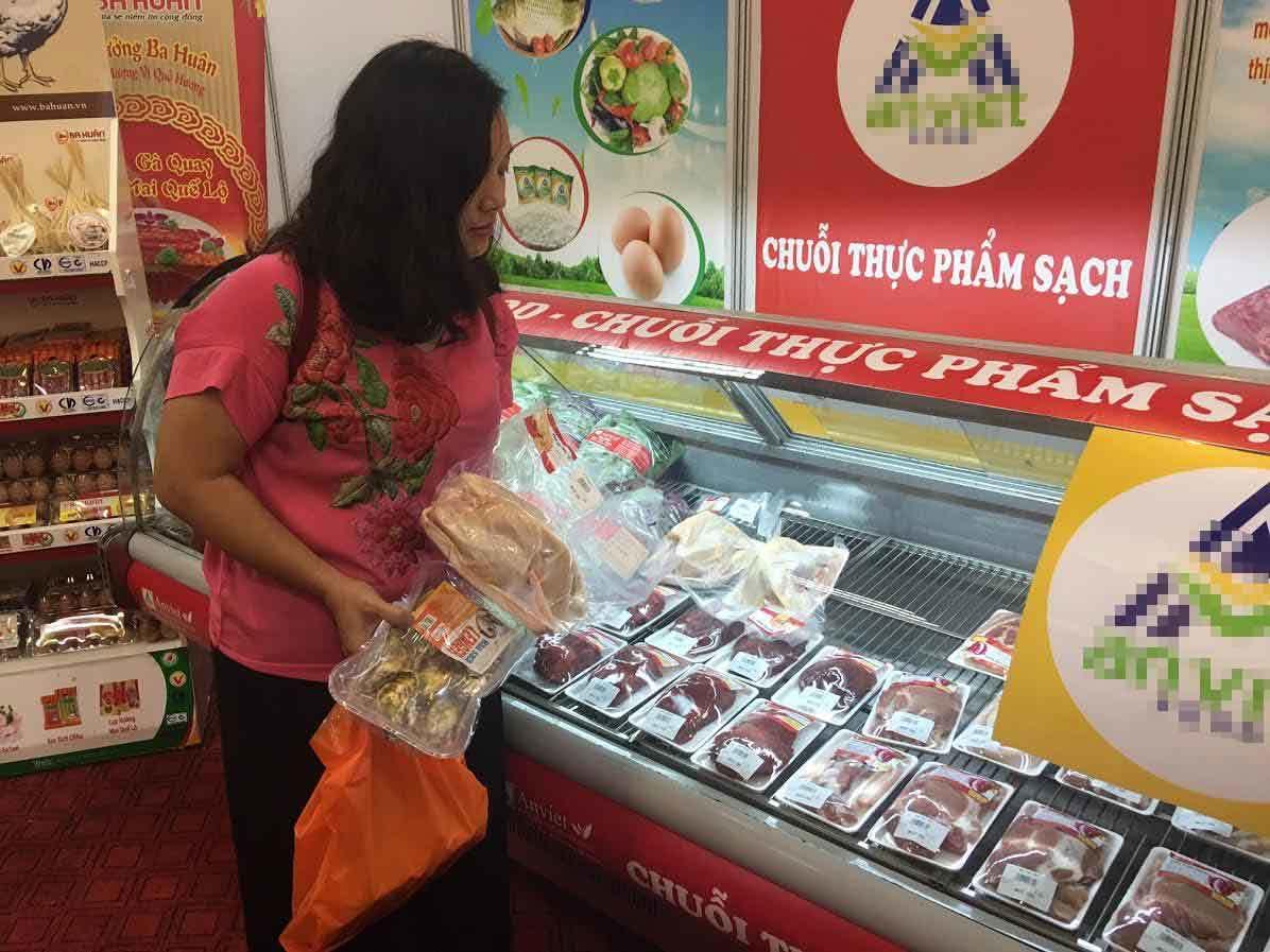 Thực phẩm sạch: Làm bài bản nhưng còn quá ít