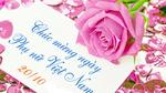 Những lời chúc ý nghĩa ngày Phụ nữ Việt Nam 20-10