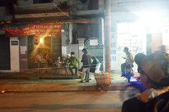 Truy bắt băng nhóm giết người trước quán cà phê