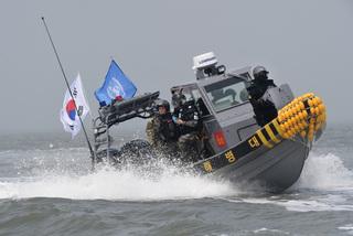 Tàu cá Trung Quốc đâm chìm tàu tuần duyên Hàn Quốc