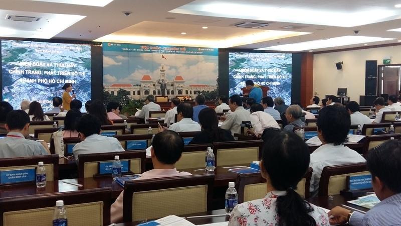 tắc đường, ngập lụt, quy hoạch, TP Hồ Chí Minh, xây dựng đô thị